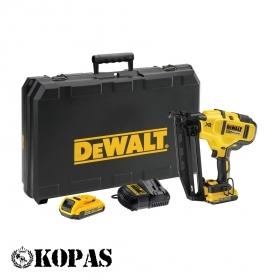 Akunaelapüstol DeWalt DCN660D2