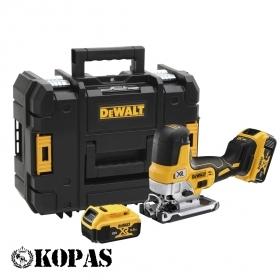 Akutikksaag DeWalt DCS335P2