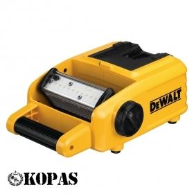 Töökohavalgusti DeWalt DCL060